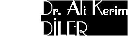 Dr. Ali Kerim Diler